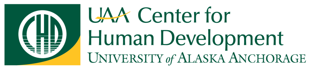 University of Alaska Anchorage, Center for Human Development Logo.