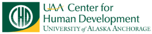University of Alaska Anchorage, Center for Human Development Logo.